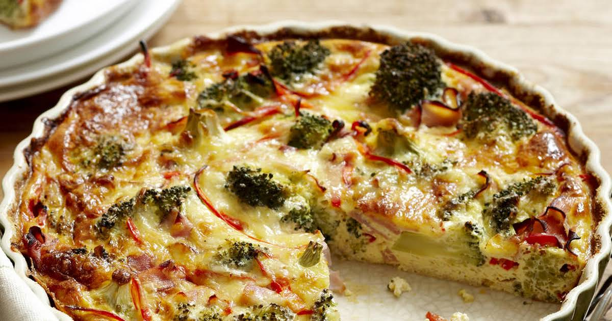 how to make mini quiche without crust