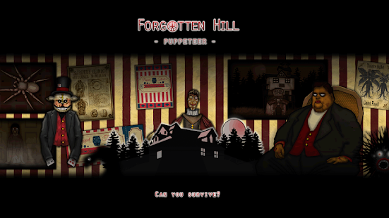 Forgotten Hill: Puppeteer- screenshot thumbnail