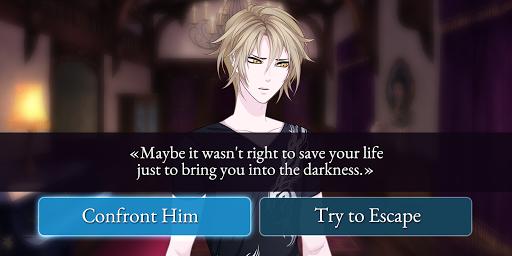 Moonlight Lovers Ivan : Vampire / Dating Sim apkpoly screenshots 7