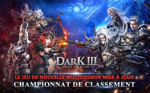 Dark 3  captures d'u00e9cran 1