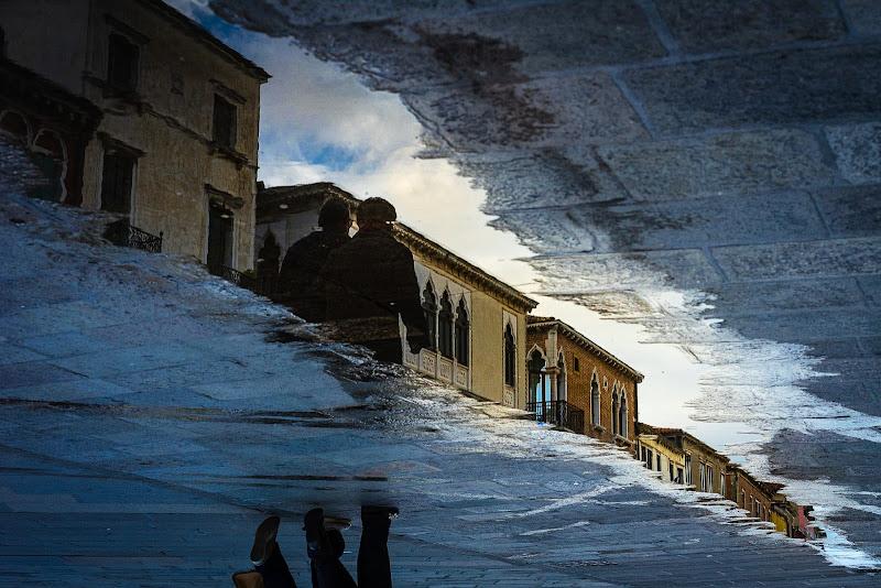 Upside-down di Maurizio Marcaccio