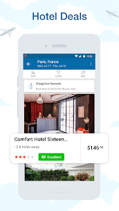 CheapOair: Cheap Flights, Cheap Hotels Booking App 3