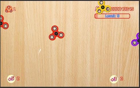 Fidget Spinner Smasher - náhled