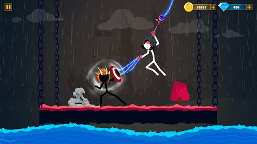 Supreme Stickman Battle Warrior: Duelist Fight apkmr screenshots 11
