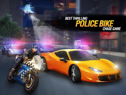US Police Bike Chase 2020 3.7 screenshots 13