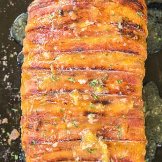 Slow Cooker Bacon Wrapped Pork Loin Recipe