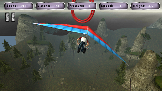 Real Hang Gliding : Free Game screenshot 11