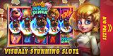 screenshot of Huuuge Casino Slots - Play Free Slot Machines