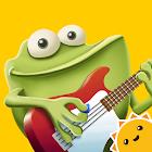 Animal Band Nursery Rhymes icon