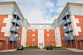 Waterside Park serviced apartments, West Drayton