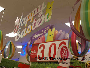 Photo: Okay, getting closer to the grocery section.  Last time I was down this aisle, I almost bought it up completely - the Valentine's Day stock was on super clearance.