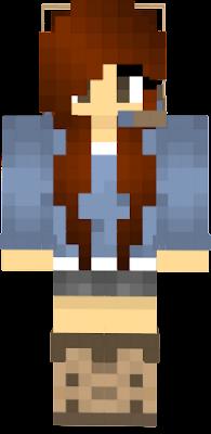 zocker girl | Nova Skin