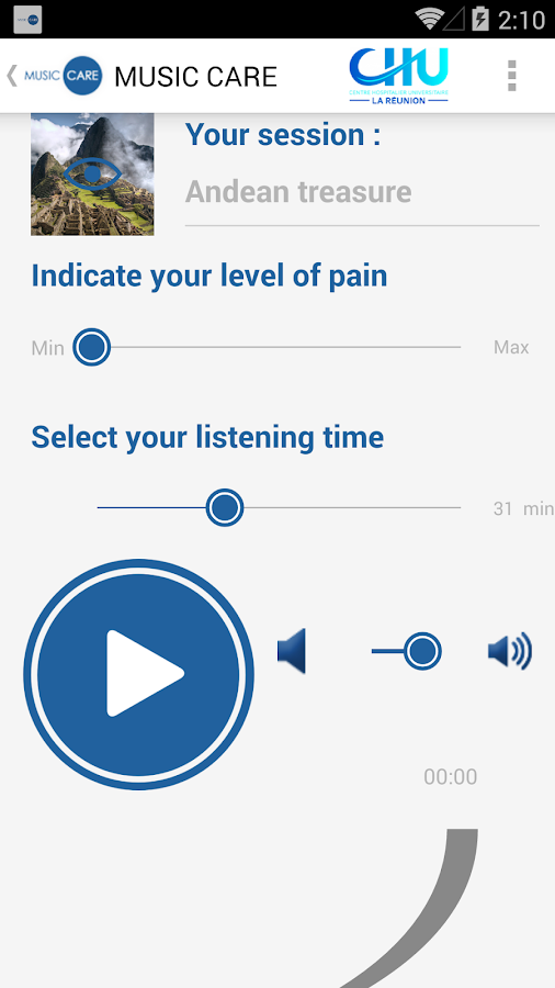 Music Care - Music Therapy- screenshot