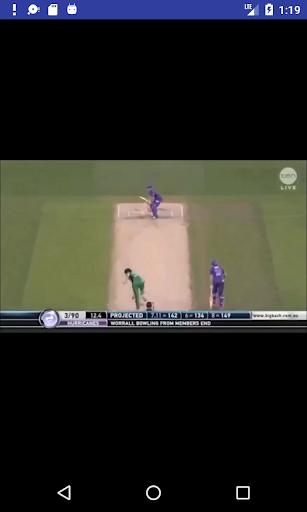 Live Cricket TV 1.0 screenshots 3