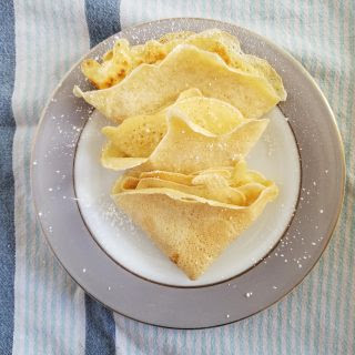 Savory French Crepes Recipe