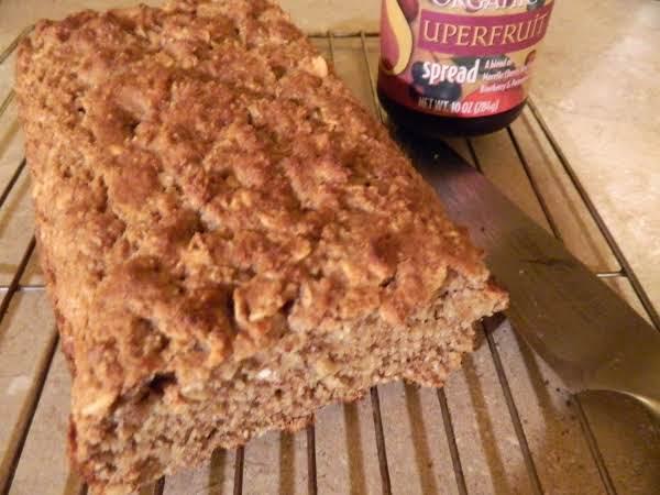 Spelt Quick Bread Recipe