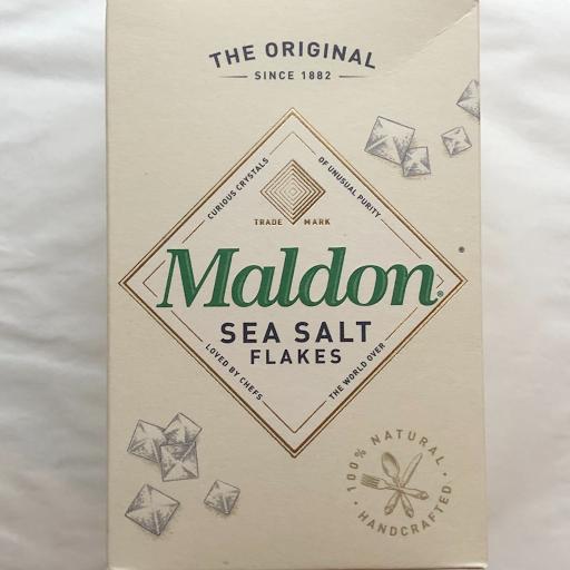 maldons sea salt flakes