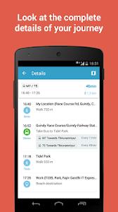 Raft: Public Transport App screenshot 3