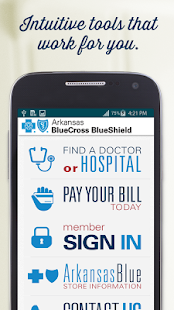 Arkansas Blue Cross- screenshot thumbnail