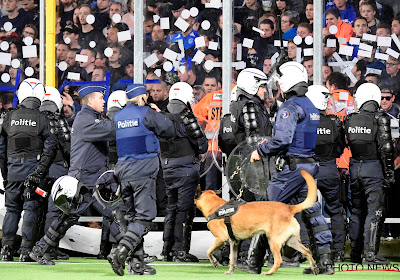 Pas encore de verdict pour les incidents lors de Saint-Trond - Genk