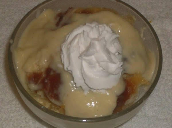 Dee's Delicious Pina Colada Bread Pudding Recipe