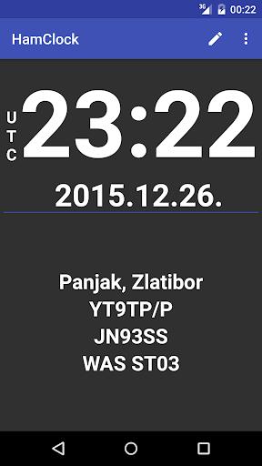 Ham Clock 4.03 screenshots 2