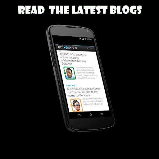 玩新聞App|肯尼亞新聞應用程序: Habari的免費|APP試玩