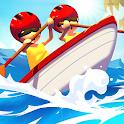 Boat Rider - 3D Row Adventure icon