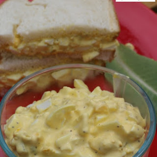 Hard Boiled Egg Salad