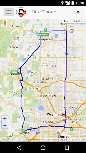 DriveTracker|玩交通運輸App免費|玩APPs