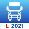 LGV Theory Test 2021 - Practice for HGV Drivers icon