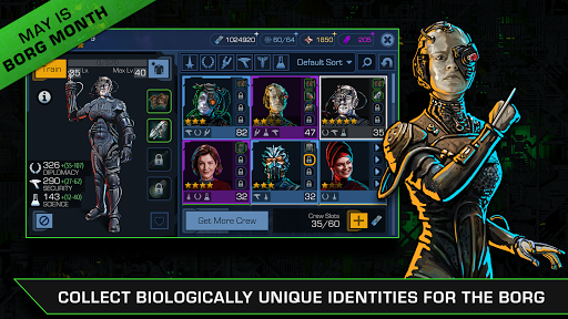Star Trek Timelines screenshot 4