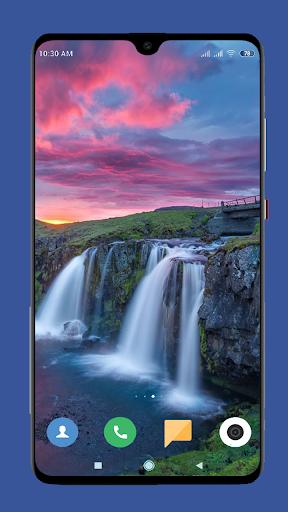Waterfall Wallpaper HD 1.04 screenshots 13