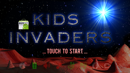 Kids Invaders- screenshot thumbnail