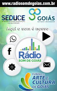 Rádio Som de Goiás - náhled
