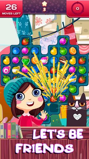 Match 3 Saga - Fruits Crush Adventure 1.0.2 screenshots 1