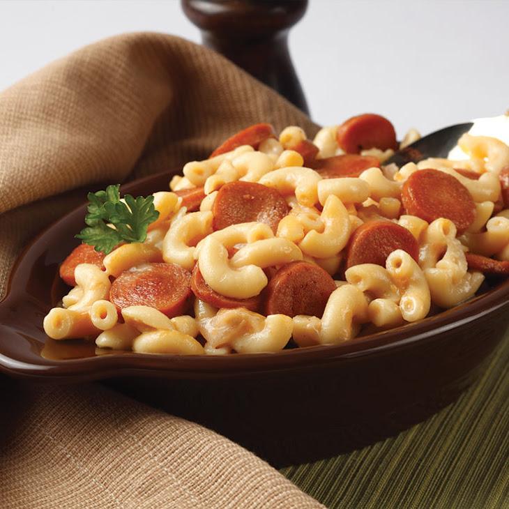 Kunzler Franks Mac & Cheese Casserole Recipe