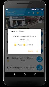 Next Bus Dublin Free screenshot 2