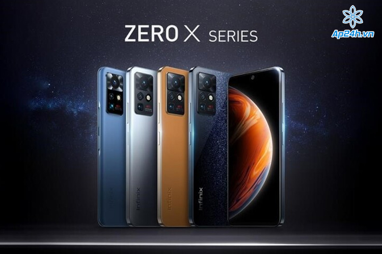 Gù máy ảnh của Zero X
