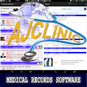 Clinic Medical Record free icon
