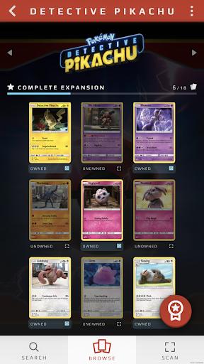 Pokémon TCG Card Dex 1.1.14192 screenshots 2