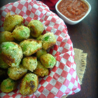 Italian-Style Fried Brussel Sprouts
