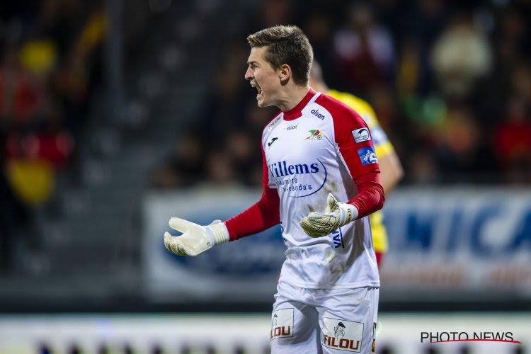 """William Dutoit sème le doute concernant son avenir à Ostende : """"Il y a des clubs qui se sont renseignés"""""""
