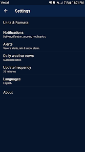 Weather Pro - Weather Real-time Forecast Screenshot