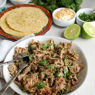 The Best Slow Cooker Pork Carnitas.