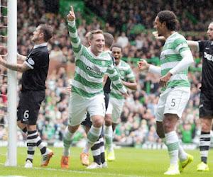 Le Celtic s'impose à Kilmarnock