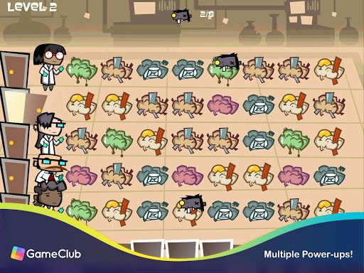Zombie Match Defense: Fun, Brainy Match-3 Puzzles 1.2.78 screenshots 9