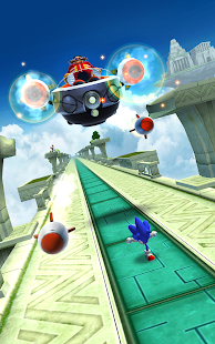 Game Sonic Dash APK for Windows Phone