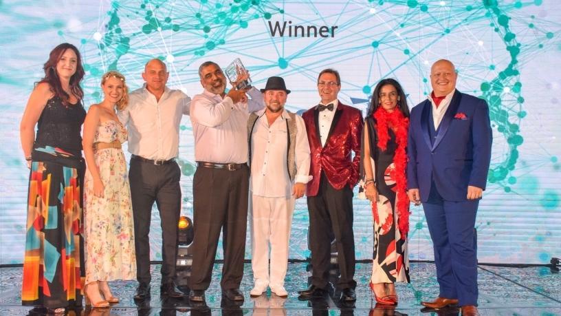 HPE awards 2019.