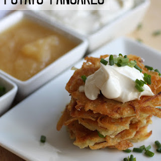Potato Pancake Latke